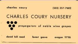 Charles Coury Nursery