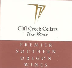 Cliff Creek Cellars Fine Wines