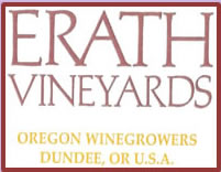 Erath Vineyards, Oregon Winegrowers Dundee, OR U.S.A.