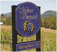 Melrose Vineyards