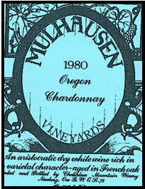 Mulhausen Vineyards