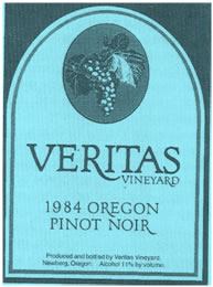Veritas Vineyard