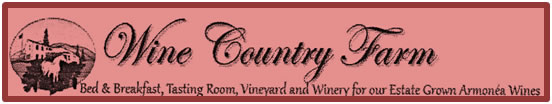 Wine Country Farm Bed & Breakfast